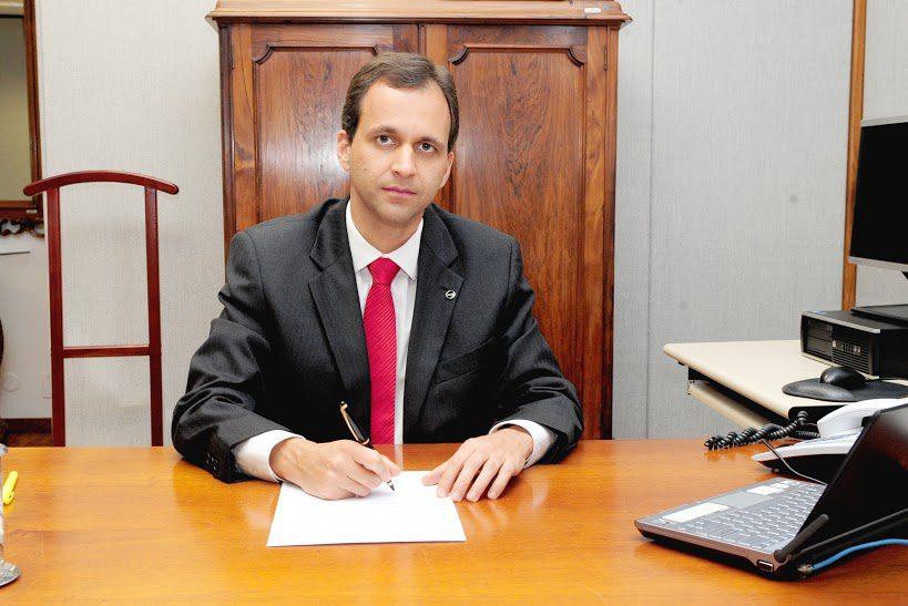Cristiano Reckhet, secretário de Logística e Tecnologia da Informação do Ministério do Planejamento. Foto: divulgação
