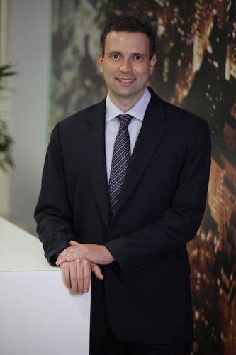 Alessandro Quattrini é gerente de Relações Governamentais e Industriais da Ericsson no Brasil
