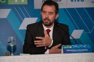 Maximiliano Martinhão - Secretário de Telecomunicações