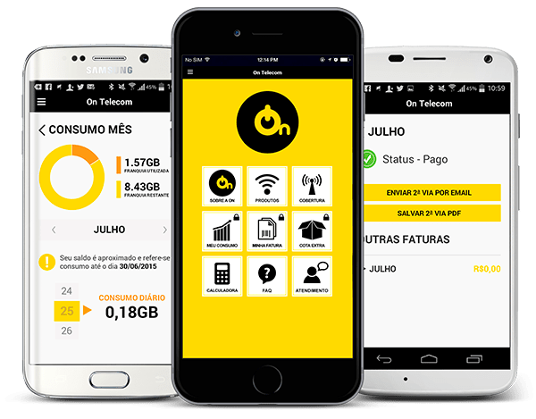 app on telecom