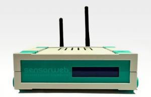 sensorweb central 3g iot