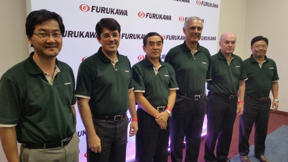 furukawa brasil diretoria broadband trade show 2015 telesintese