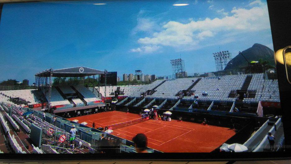 rio open tenis lte broadcast teste brasil claro