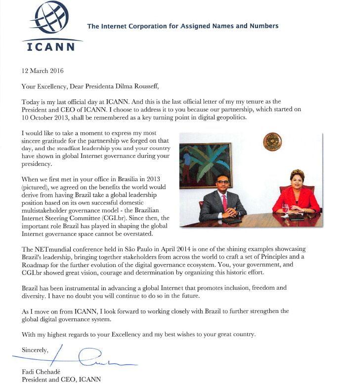 Icann-e-Dilma