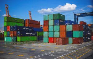 exportacoes conteiner porto