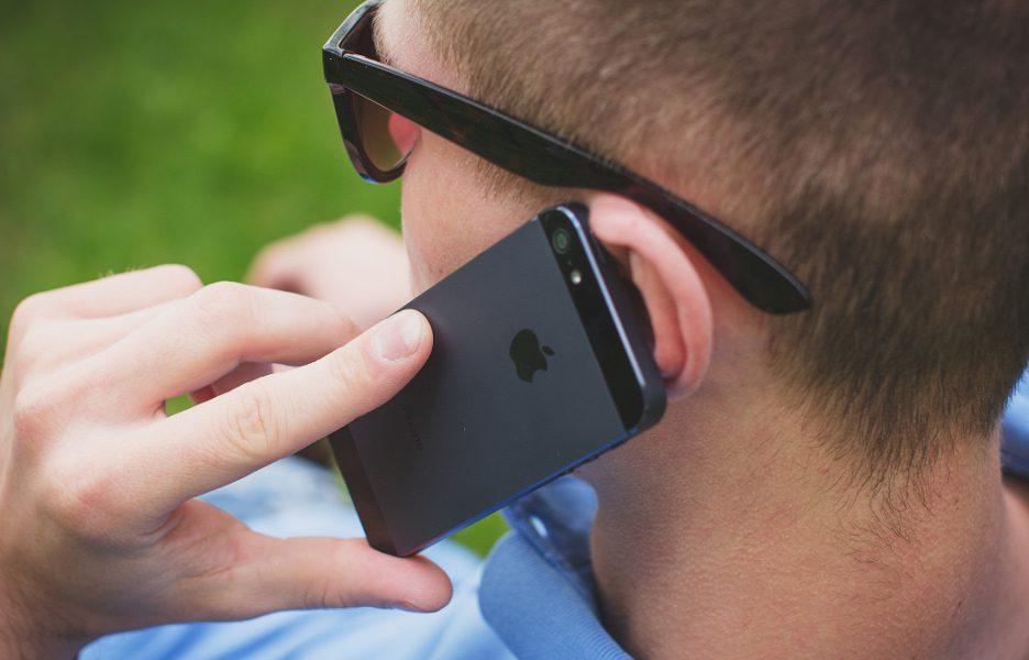smartphone iphone cliente usuario