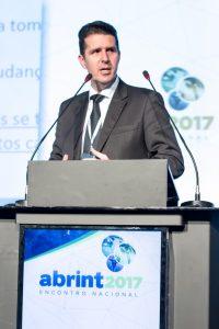 Abrint 2017 - Cristiano Yasbeck, diretor de negócios do IBPT - Momento Editorial (Centro de Convenções Frei Caneca, São Paulo - SP) - photo robson regato