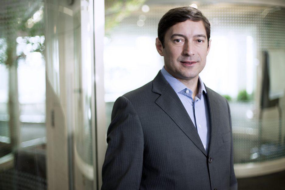 O presidente da Cisco no Brasil, Laércio Albuquerque