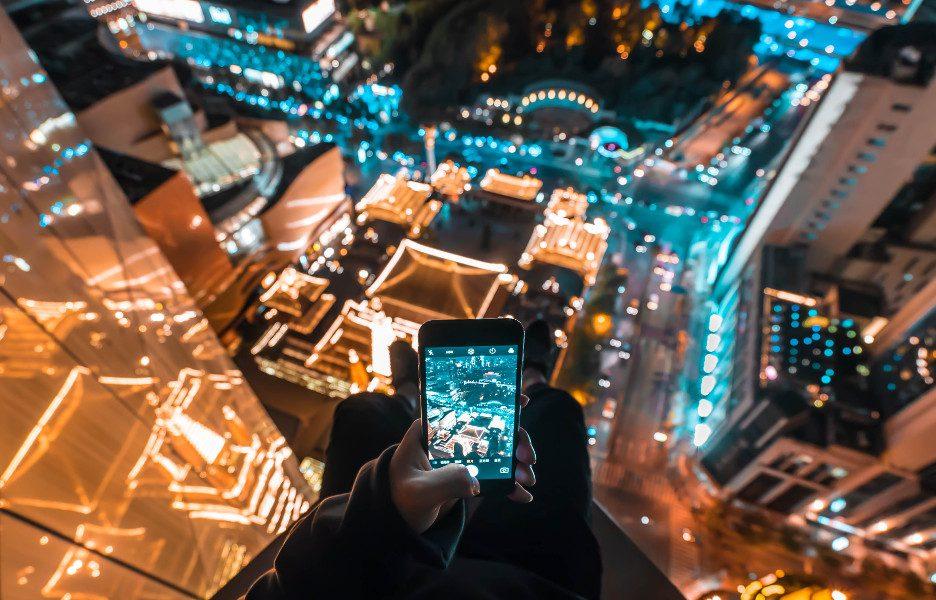 smartphone-cidade