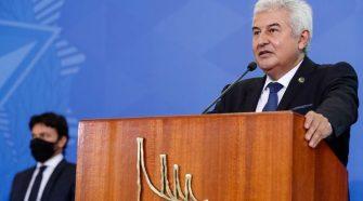 Ministro Marcos Pontes falou sobre o corte de verbas nesta sexta, 8, durante evento em Campinas (SP) - crédito: divulgação