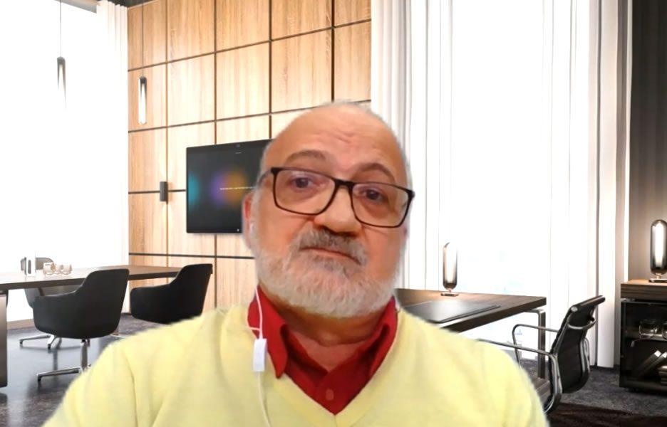 Basílio Perez, Diretor da ABRINT - Live TS 06-08-21 - Divulgação