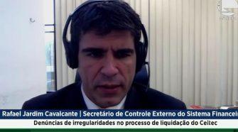Rafael Jardim Cavalcante, Secretário de Controle Externo do Sistema Financeiro