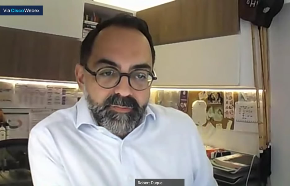 Robert Duque-Ribeiro, Diretor executivo e líder da Accenture Analytics para Brasil e América Latina - Foto: Divulgação