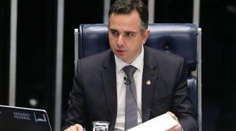 Rodrigo Pacheco, Presidente do Senado - Foto: Fábio Rodrigues Pozzebom/Agência Brasil