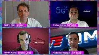 INOVAtic PAINEL 3 - Abrindo novos horizontes com a nuvem e fatiamento das redes - Crédito: TV.Síntese