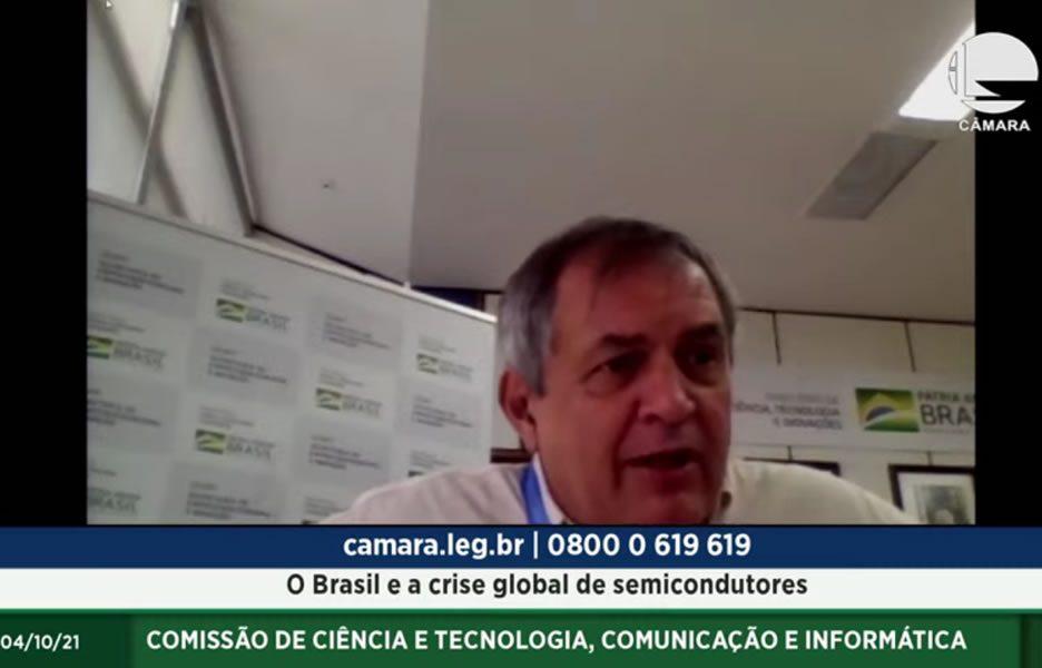 Paulo Alvim , Secretário de Empreendedorismo e Inovação do Ministério da Ciência, Tecnologia e Inovações - Crédito: Divulgação/Câmara dos Deputados