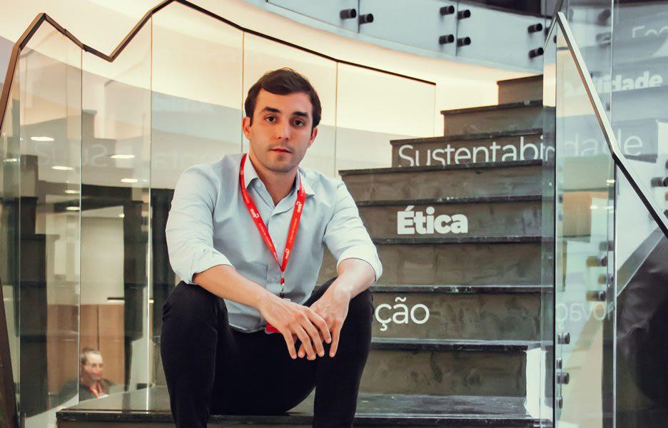 Salim Bayde, CEO da Mob Telecom - crédito: divulgação
