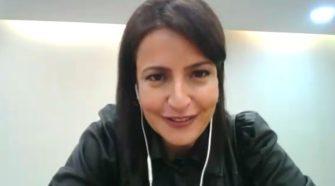 Viviane Prado Perdigão, Diretora de regulamentação da Oi - crédito: TV.Síntese
