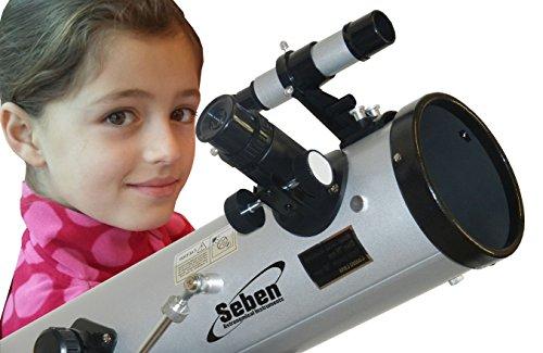 Wie neu teleskop seben star commander f mit zubehör in