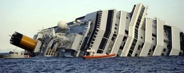 Rientrata famiglia ferrarese naufraga