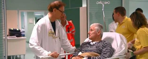 I primi pazienti a Cona