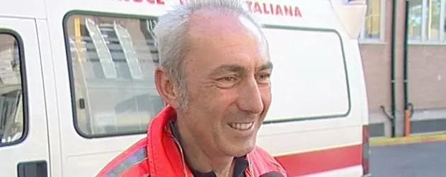 Croce rossa italiana per il Sant'Anna