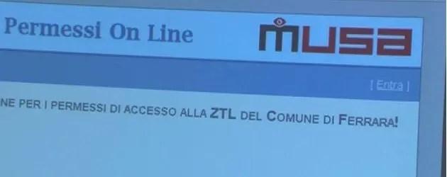 Permessi Ztl: si paga anche online