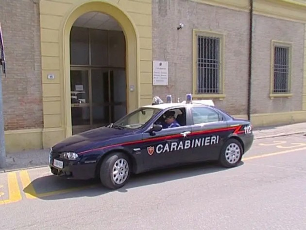 Molesta la moglie: carabinieri denunciano portuense di 66 anni