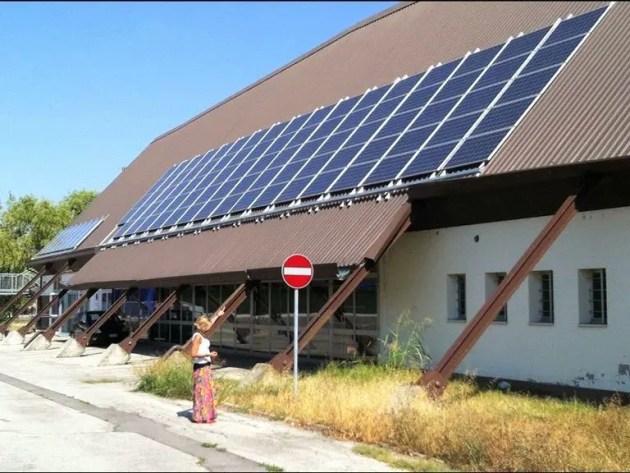 Ferrara tra i primi 10 Comuni italiani del 'solare fotovoltaico'