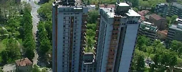 Grattacielo, il disagio dei residenti