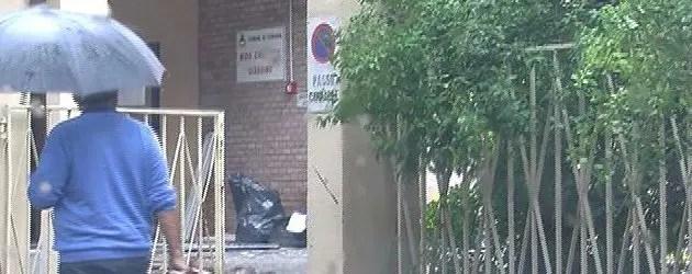 La pioggia blocca cantieri e scuole