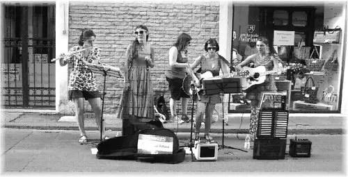 """Buskers Festival: le vincitrici di """"Gusta e vai"""""""