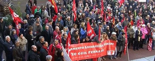 """Sciopero """"europeo"""" contro l'austerity"""