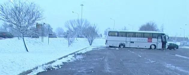 Maltempo: dopo la neve, rischio ghiaccio