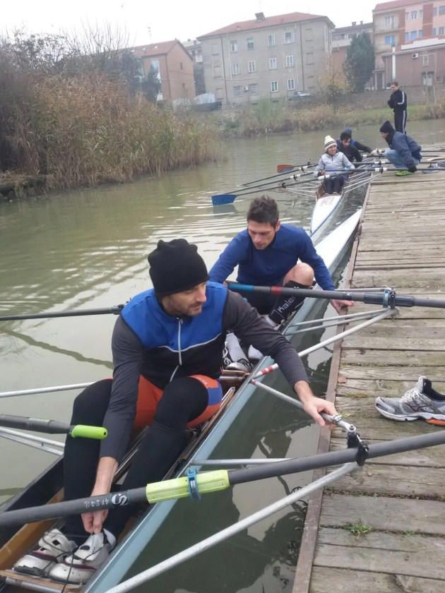 Rowing For Ever