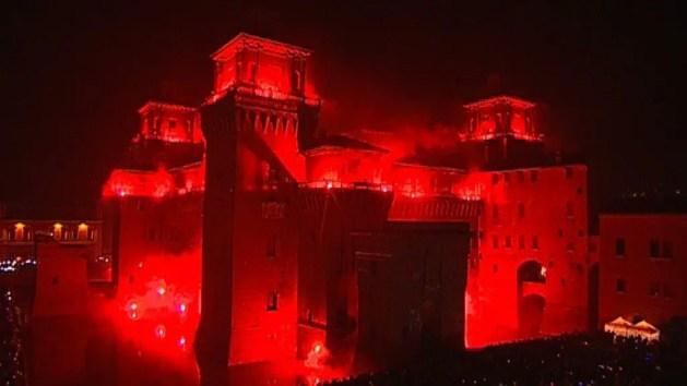 Capodanno 2018: confermato l'incendio del Castello – INTERVISTA