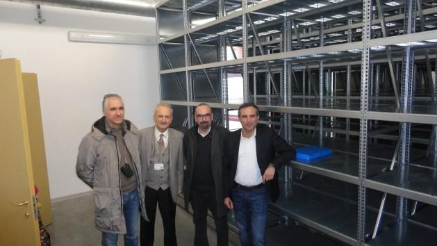 Nuovi spazi per Biblioteche e Archivi nell'ex palestra Garibaldi di Ferrara