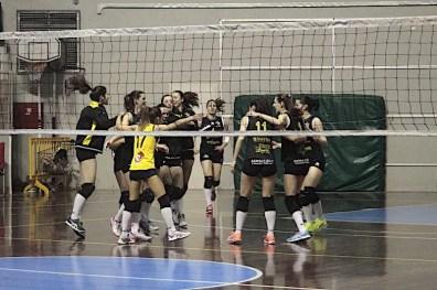 la gioia della squadra