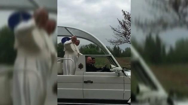 Sisma: il Papa a Carpi e Mirandola (dove le chiese ancora chiuse) – VIDEO