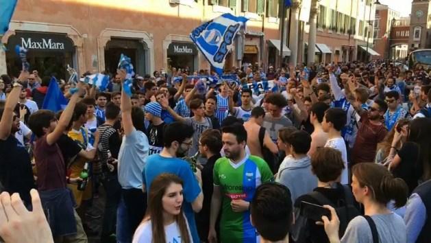 SPAL: con il Bari 850 biglietti per la gradinata