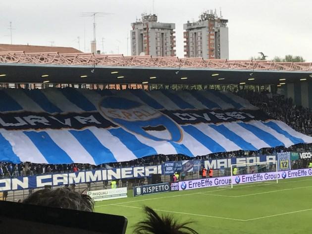 """SPAL: si vuole la Coppa """"Ali della Vittoria"""""""