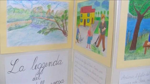 Trecenta, i bambini raccontano il loro territorio con una mostra