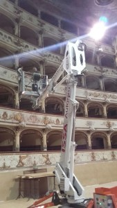 lavori teatro comunale