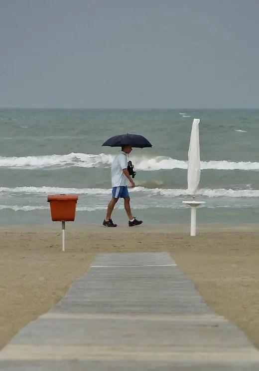 ArpaE, allerta per temporali nella giornata di venerdì 10 agosto
