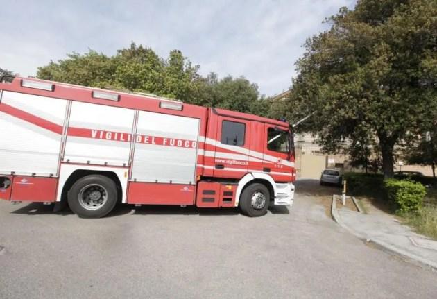 L'allarme dei vigili del fuoco