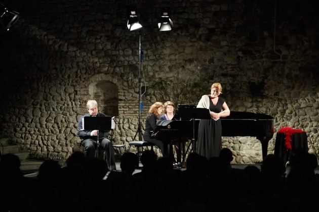 Musica Pomposa: L'Ensamble Variabile in concerto all'Abbazia