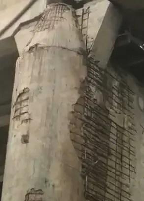 """Ponte su Po tra Ferrara e Occhiobello: piloni usurati. Autostrade: """"Presto manutenzione"""" – VIDEO"""