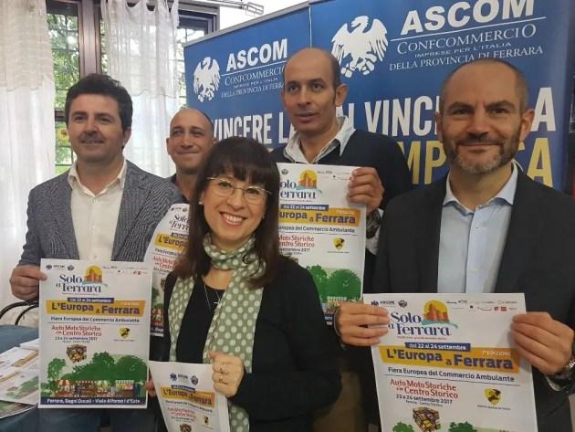 Venerdì torna il Mercato Europeo a Ferrara ma sarà al Montagnone
