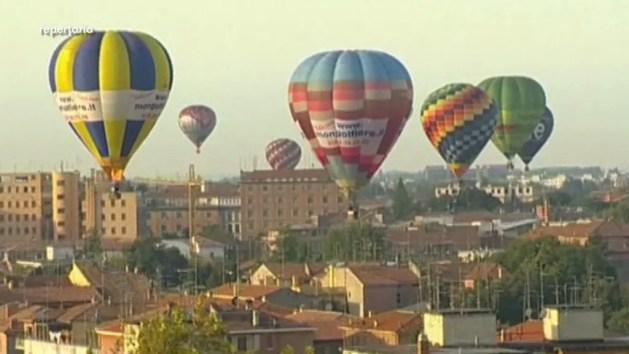Balloons Festival: nei cieli di Ferrara ritorna il fascino dei 'palloni' volanti