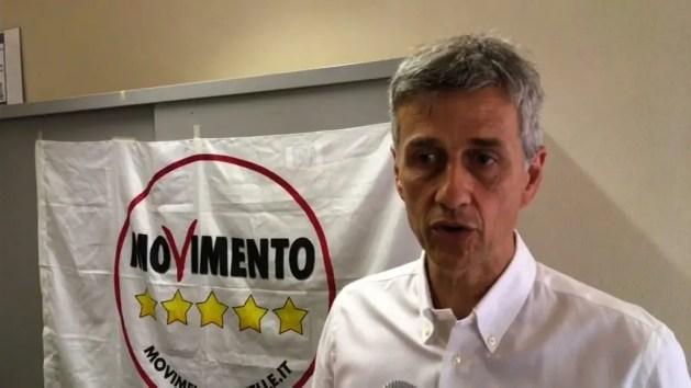 Consiglio comunale, Sergio Simeone (M5S) si dimette